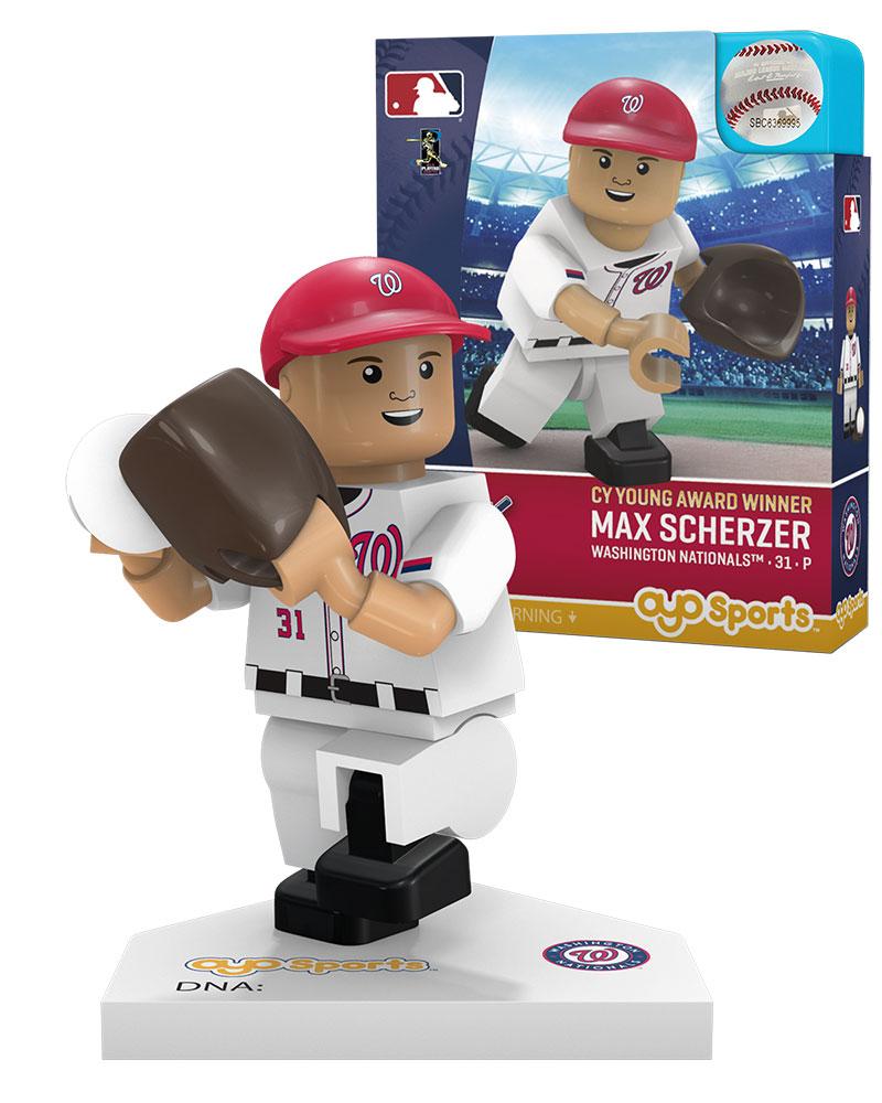 MLB WSN WashingtonÿNationals MAX SCHERZER CY Young Award Limited Edition