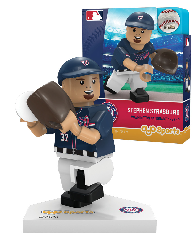 MLB WSN WashingtonÿNationals STEPHEN STRASBURG Limited Edition