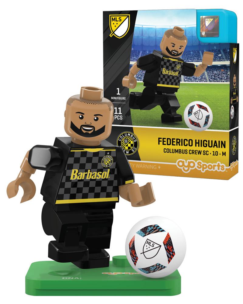 MLS CLB Columbus Crew SC FEDERICO HIGUAIN Limited Edition