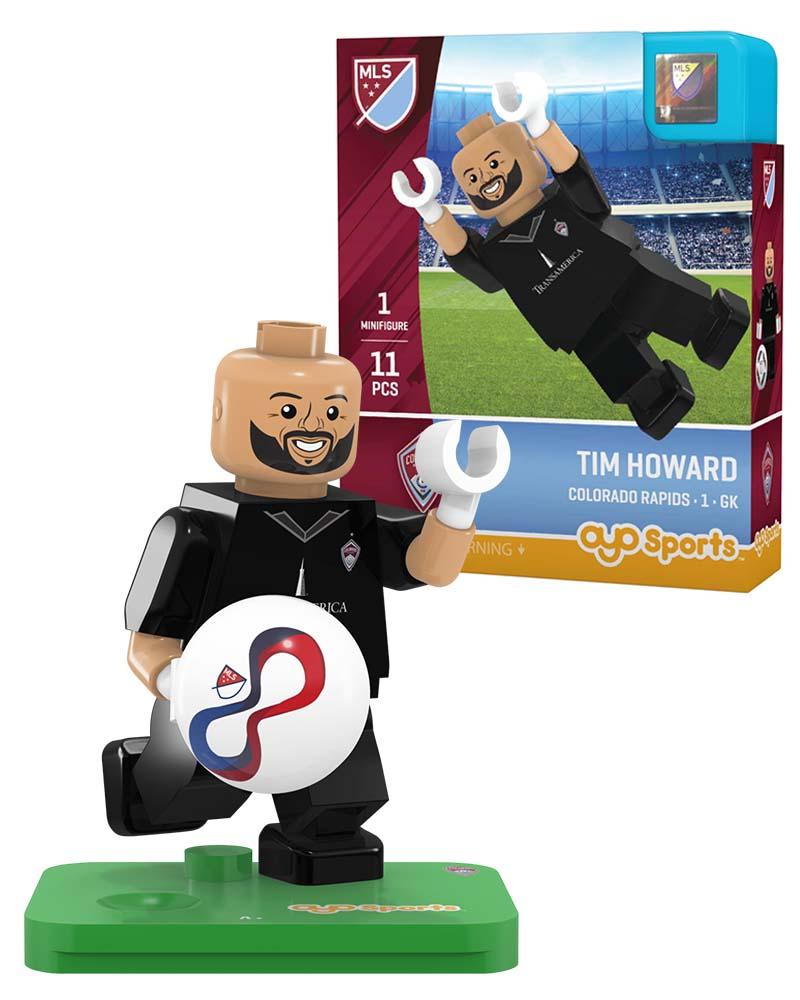 MLS COL Colorado Rapids TIM HOWARD Limited Edition