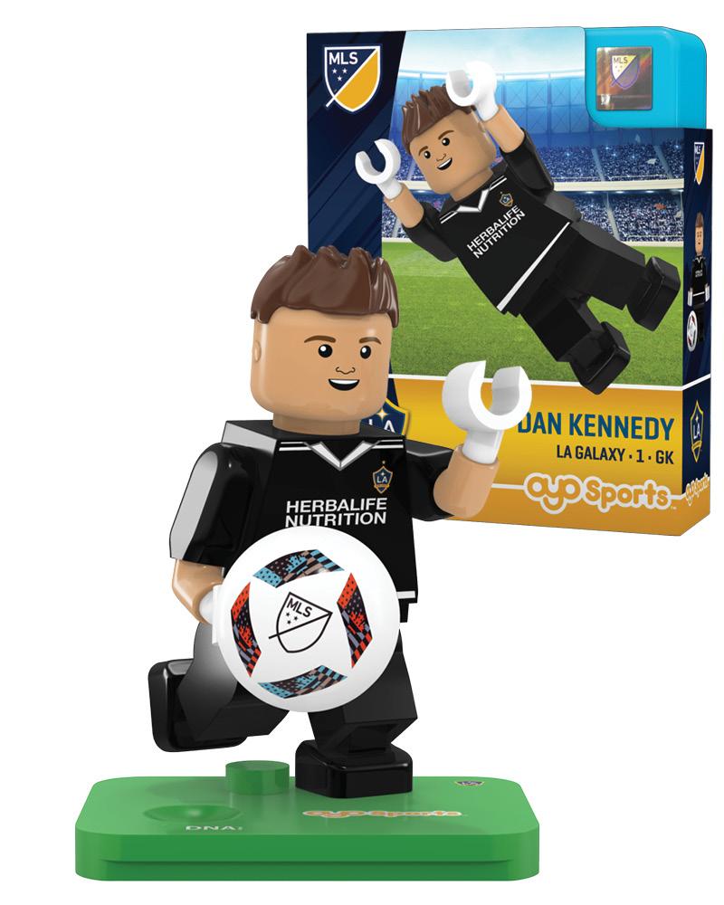 MLS LAG LA Galaxy DAN KENNEDY Limited Edition