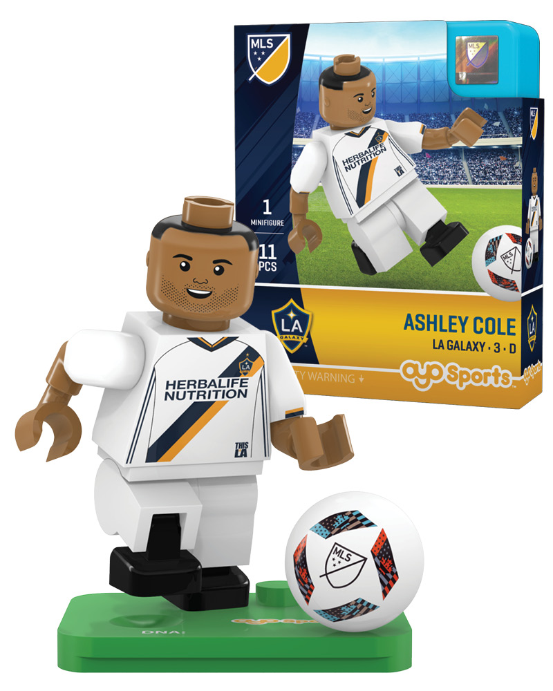 MLS LAG LA Galaxy ASHLEY COLE Limited Edition