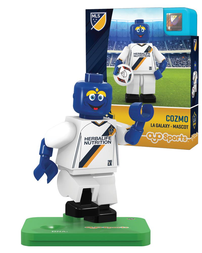 MLS LAG LA Galaxy Mascot Limited Edition