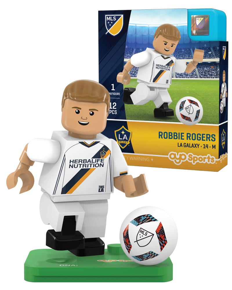 MLS LAG LA Galaxy ROBBIE ROGERS Limited Edition