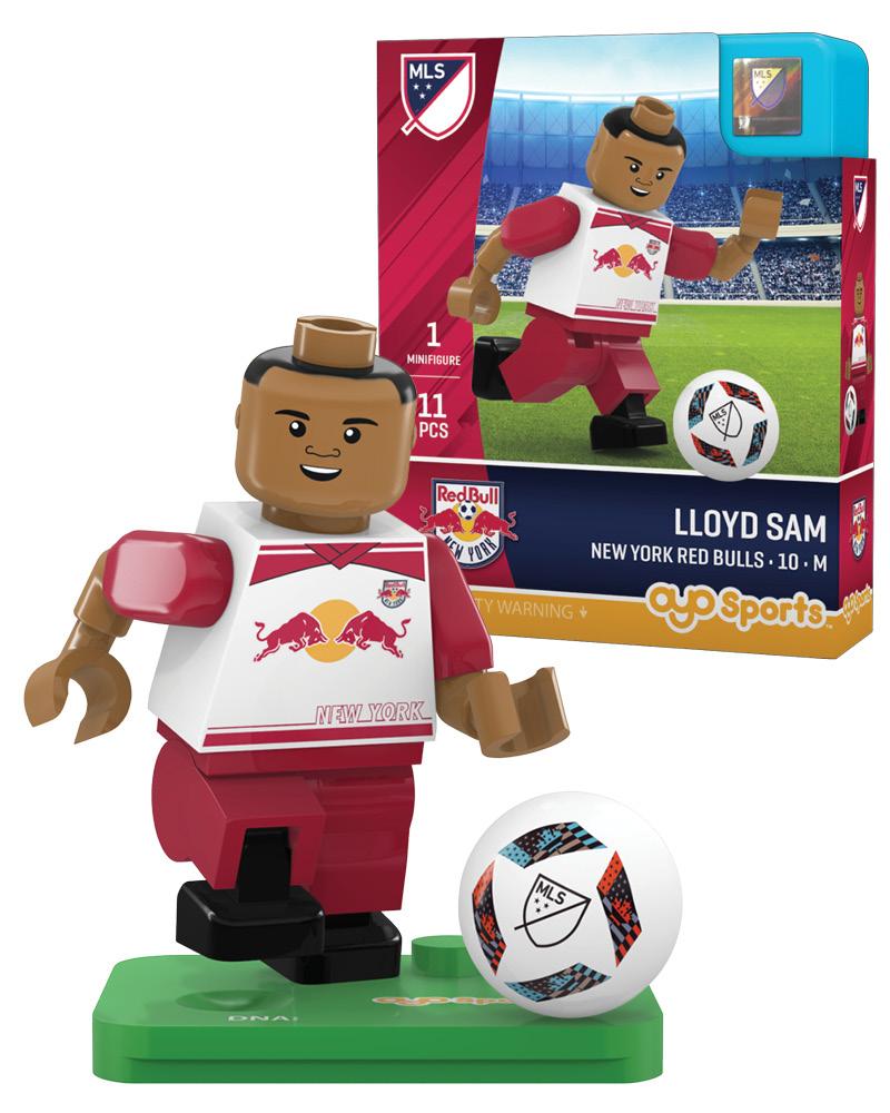 MLS NRB New York Red Bulls LLOYD SAM Limited Edition