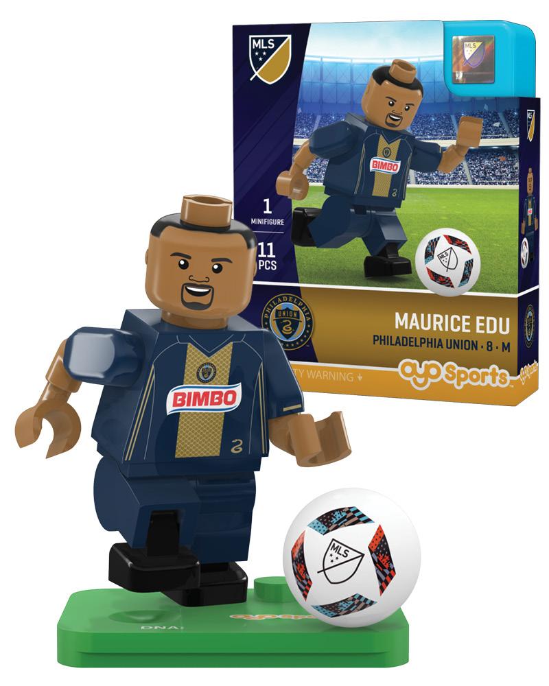 MLS PHI Philadelphia Union MAURICE EDU Limited Edition