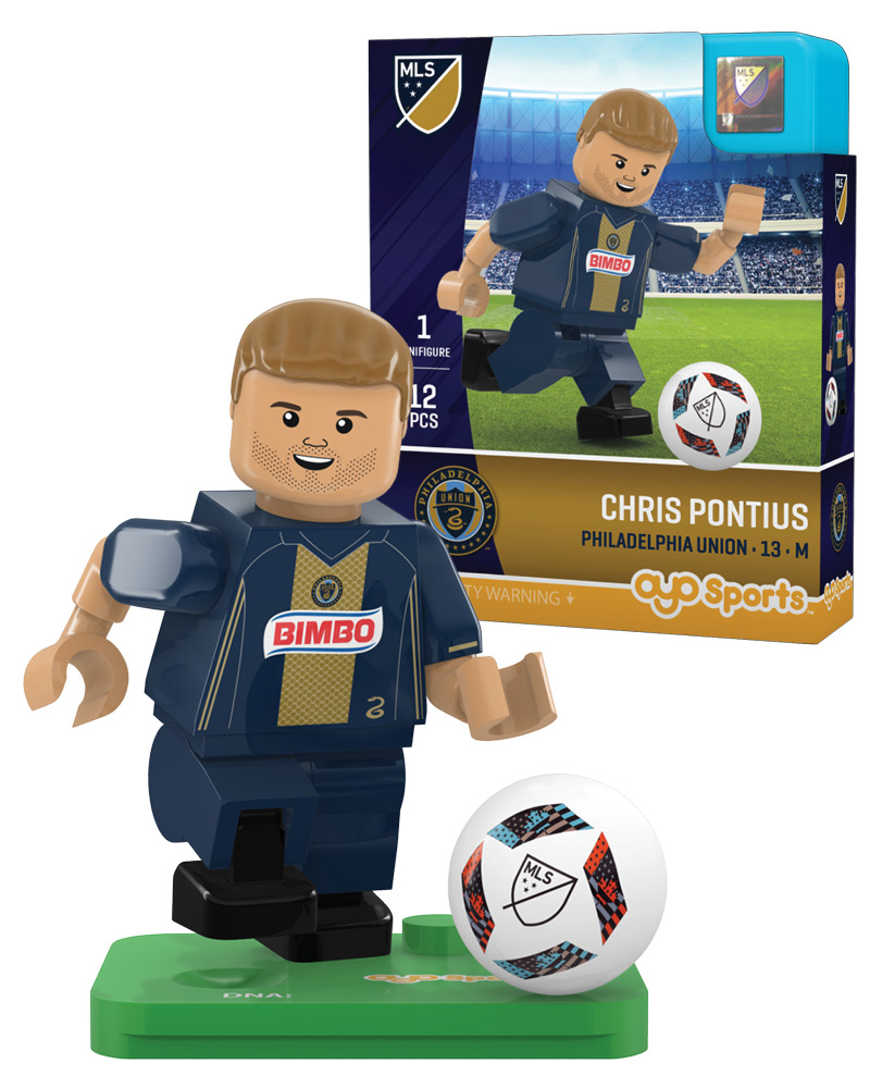 MLS PHI Philadelphia Union CHRIS PONTIUS Limited Edition