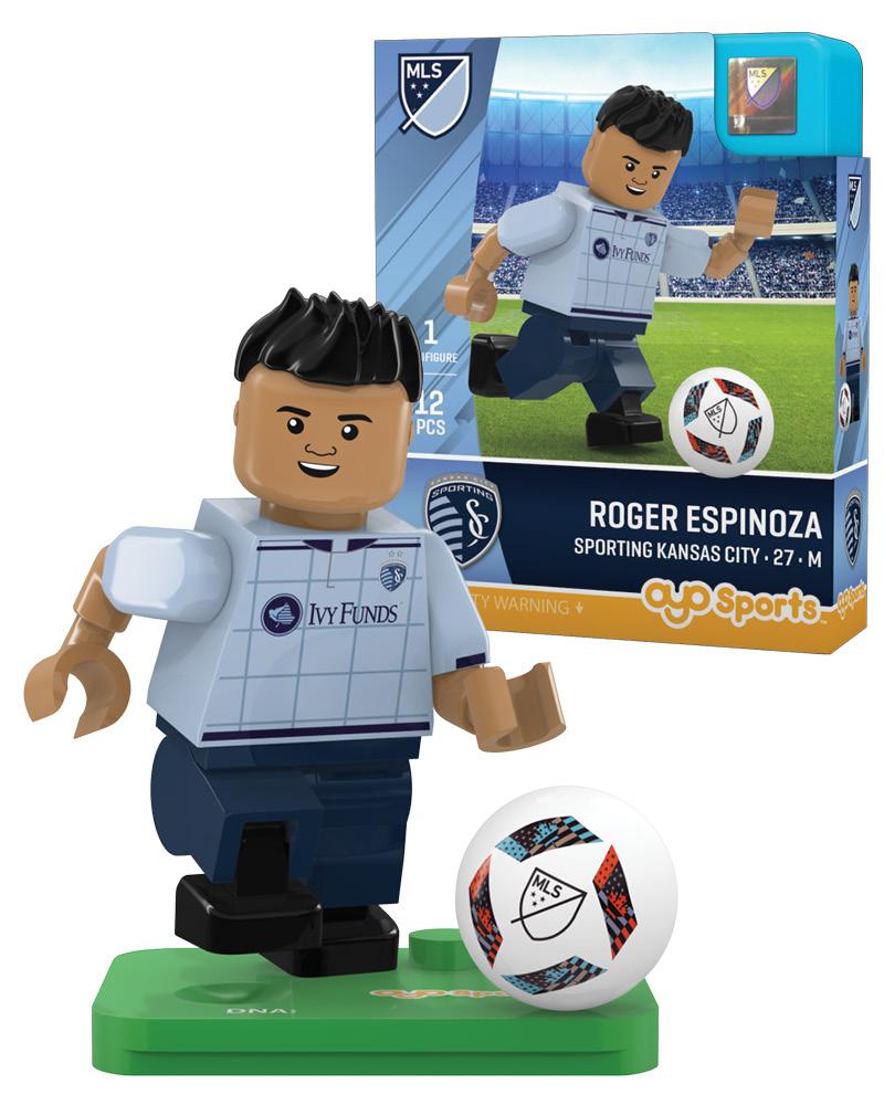 MLS SKC Sporting Kansas City ROGER ESPINOZA Limited Edition