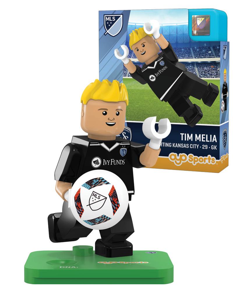 MLS SKC Sporting Kansas City TIM MELIA Limited Edition