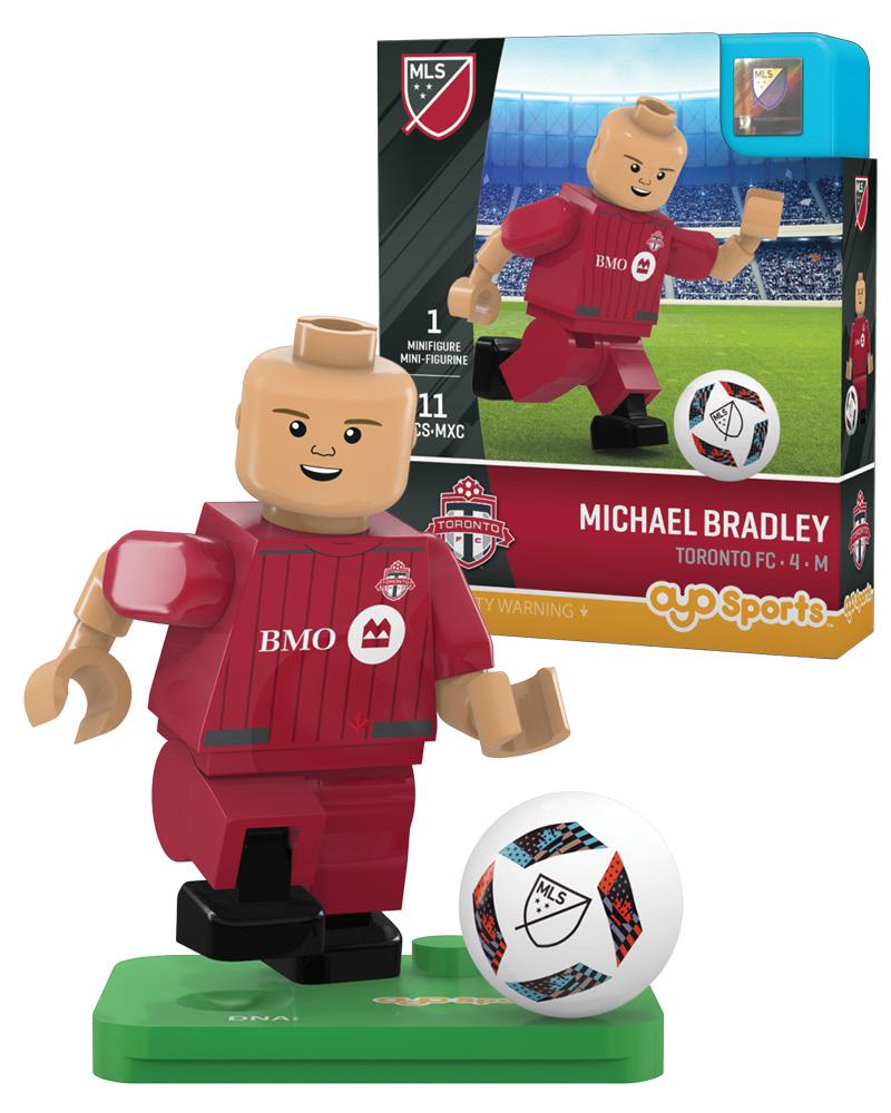MLS TOR Toronto FC MICHAEL BRADLEY Limited Edition