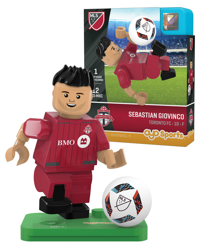 MLS TOR Toronto FC SEBASTIAN GIOVINCO Limited Edition