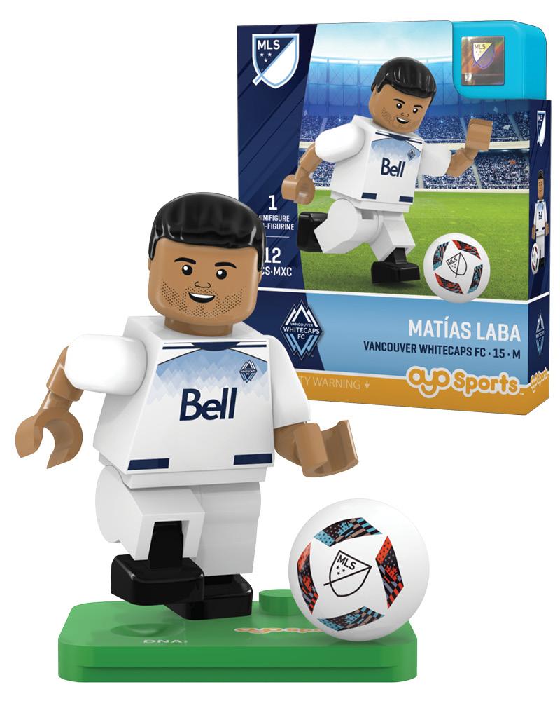 MLS VAN Vancouver Whitecaps FC MATIAS LABA Limited Edition