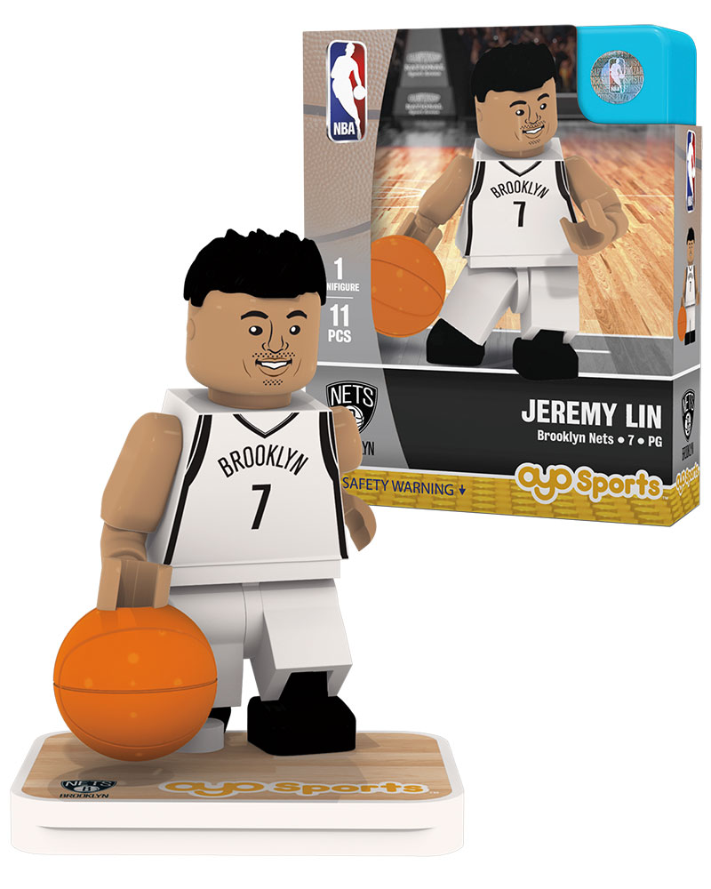 NBA BKN Brooklyn Nets JEREMY LIN Home Uniform Limited Edition
