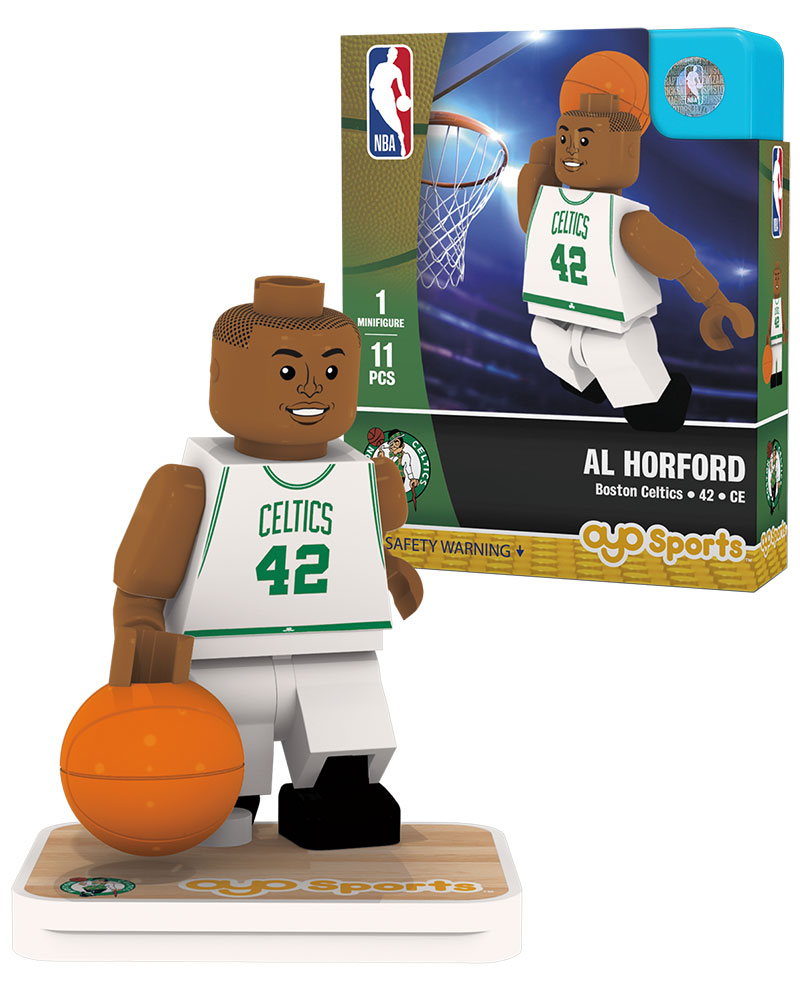 NBA BOS Boston Celtics AL HORFORD Home Uniform Limited Edition