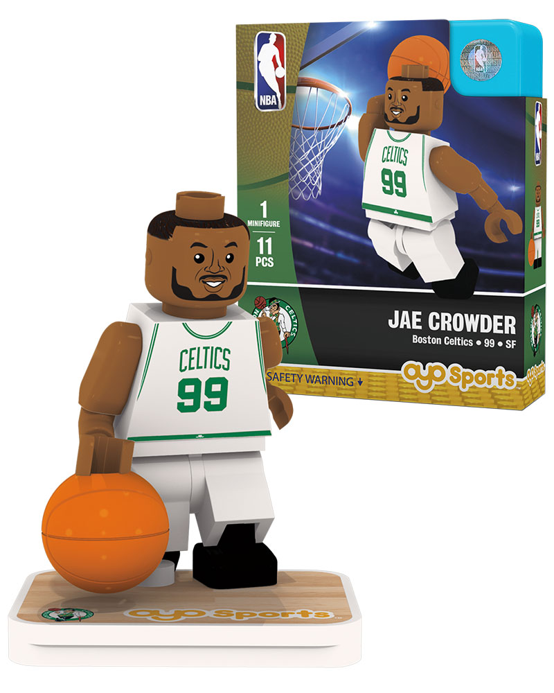 NBA BOS Boston Celtics JAE CROWDER Home Uniform Limited Edition