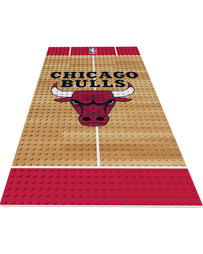 NBA CHI Chicago Bulls 0 1 24X48 DISPLAY BRICK