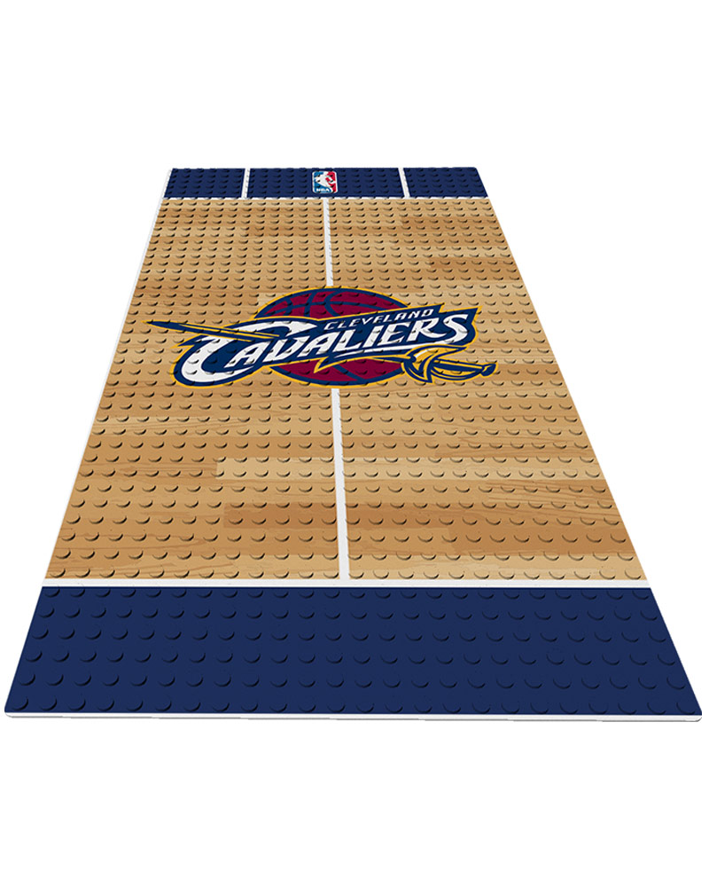 NBA CLE Cleveland Cavaliers 0 1 24X48 DISPLAY BRICK