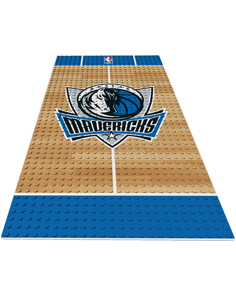 NBA DAL Dallas Mavericks 0 1 24X48 DISPLAY BRICK