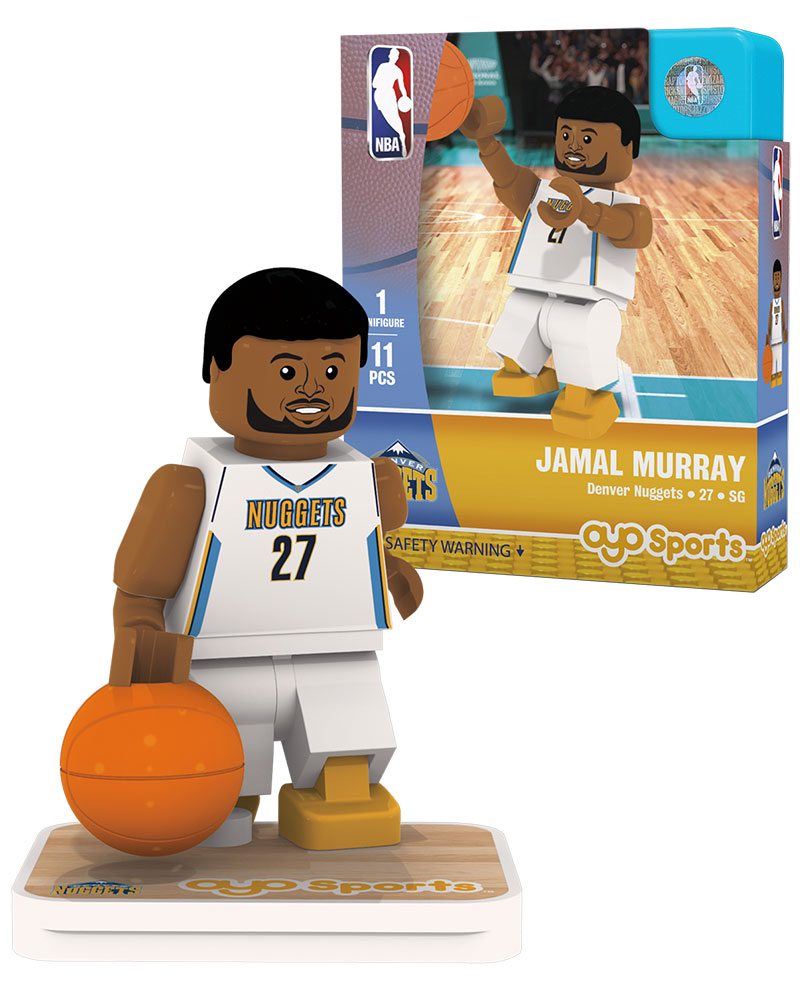 NBA DEN Denver Nuggets JAMAL MURRAY Home Uniform Limited Edition