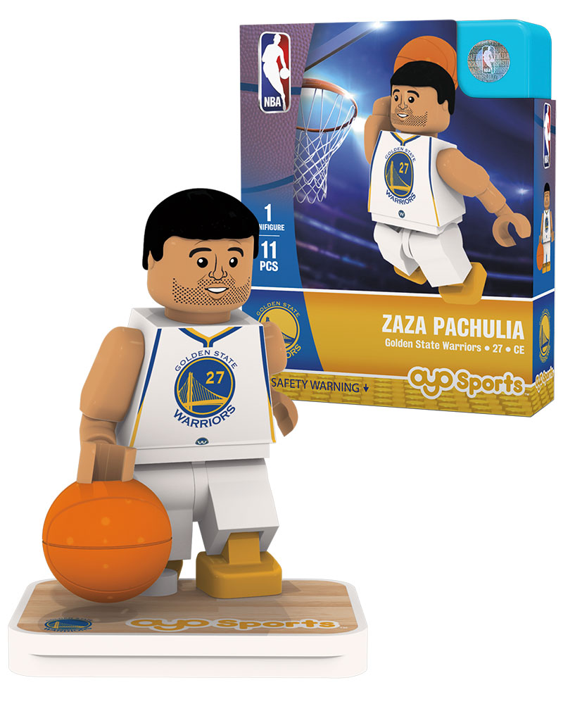 NBA GSW Golden State Warriors ZAZA PACHULIA Home Uniform Limited Edition