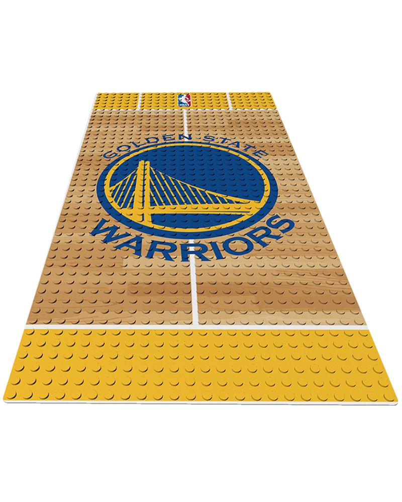 NBA GSW Golden State Warriors 0 1 24X48 DISPLAY BRICK