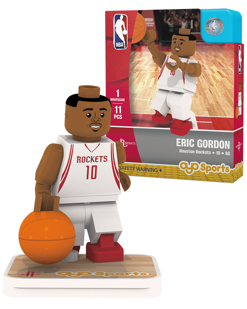 NBA HOU Houston Rockets ERIC GORDON Home Uniform Limited Edition