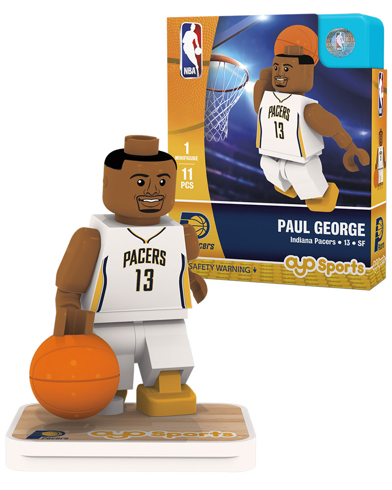NBA - IND - Indiana Pacers PAUL GEORGE Home Uniform Limited Edition 101787