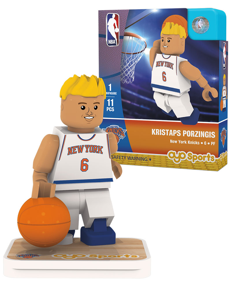 NBA - NYN - New York Knicks KRISTAPS PORZINGIS Home Uniform Limited Edition 100528