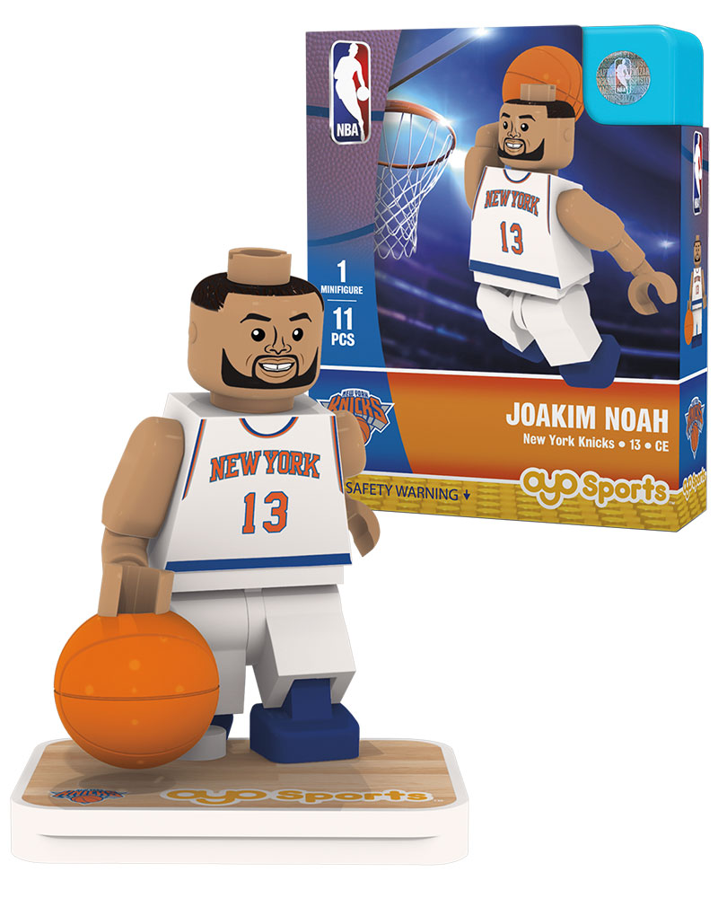 NBA NYN New York Knicks JOAKIM NOAH Home Uniform Limited Edition