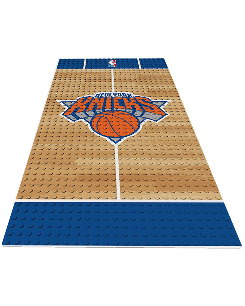 NBA NYN New York Knicks 0 1 24X48 DISPLAY BRICK
