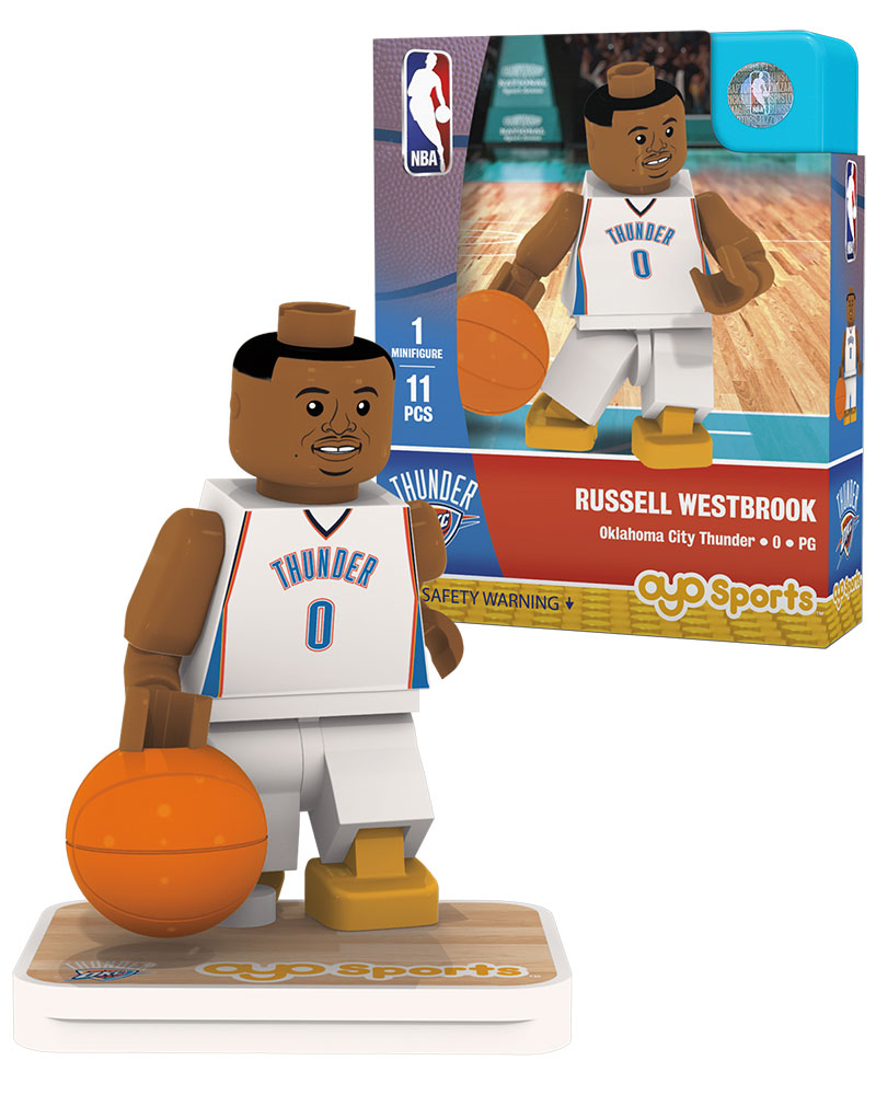 NBA - OKC - Oklahoma City Thunder RUSSELL WESTBROOK Home Uniform Limited Edition 100520