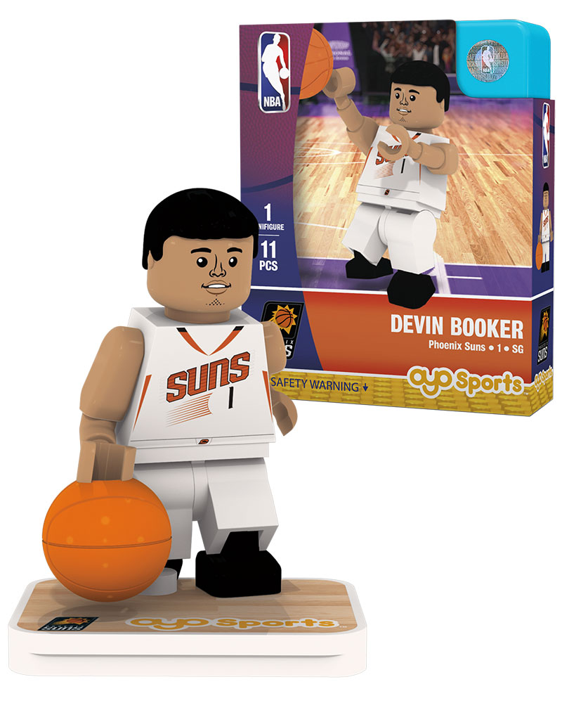 NBA PHX Phoenix Suns DEVIN BOOKER Home Uniform Limited Edition