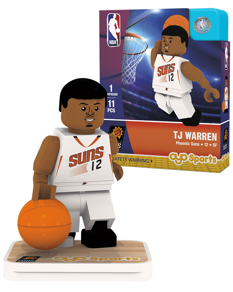 NBA PHX Phoenix Suns TJ WARREN Home Uniform Limited Edition