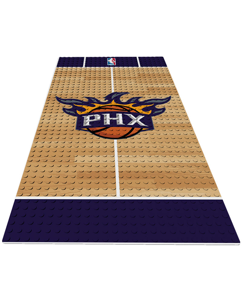 NBA PHX Phoenix Suns 0 1 24X48 DISPLAY BRICK