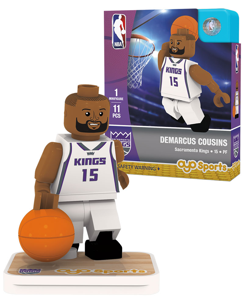 NBA SAC Sacramento Kings DEMARCUS COUSINS Home Uniform Limited Edition