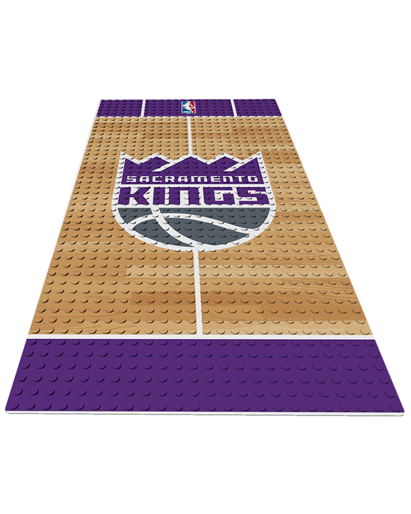 NBA SAC Sacramento Kings 0 1 24X48 DISPLAY BRICK