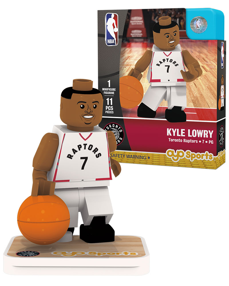 NBA TOR Toronto Raptors KYLE LOWRY Home Uniform Limited Edition