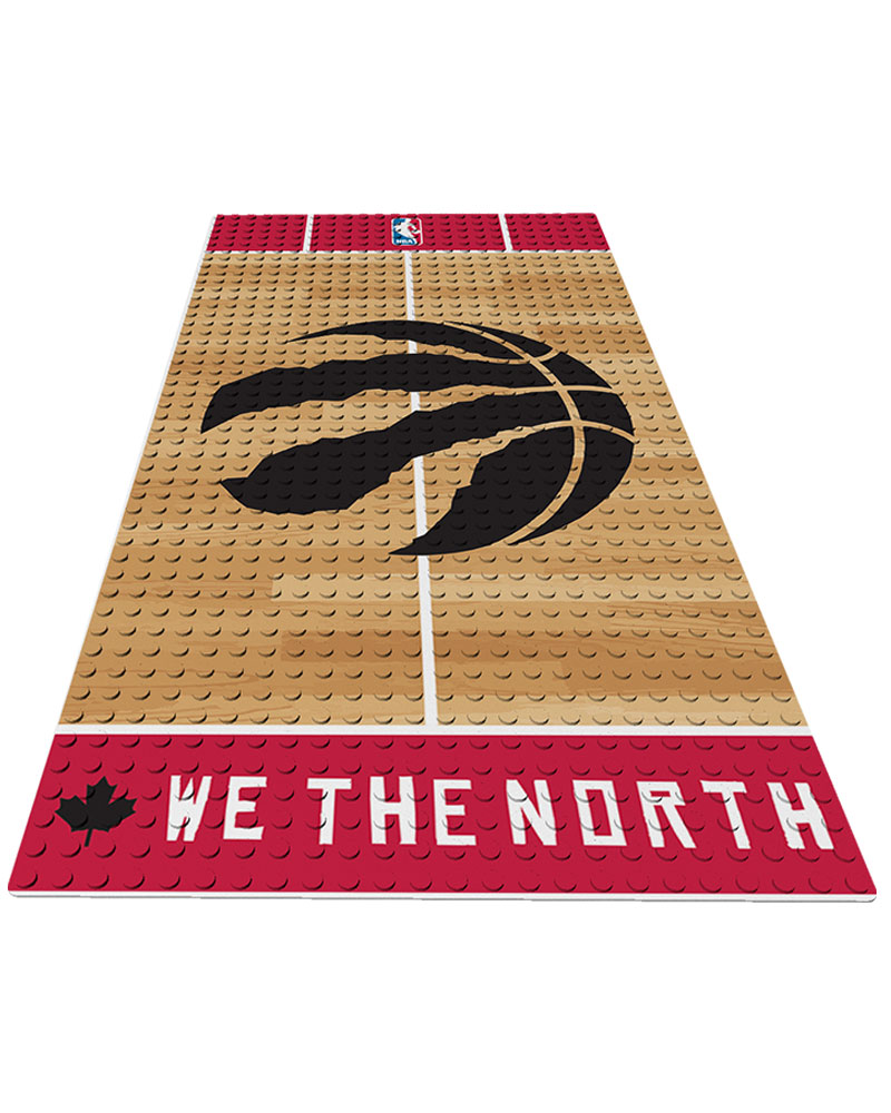 NBA TOR Toronto Raptors 0 1 24X48 DISPLAY BRICK
