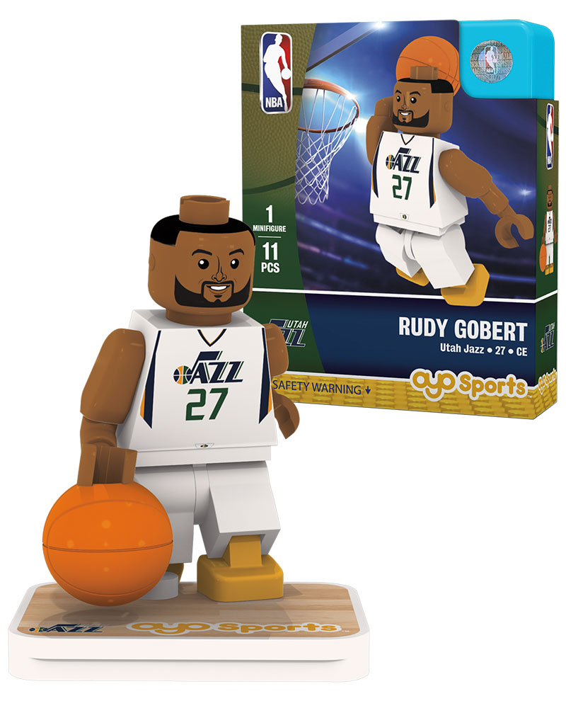 NBA UTA Utah Jazz RUDY GOBERT Home Uniform Limited Edition