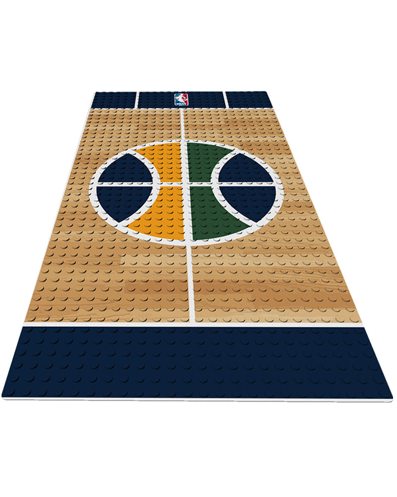NBA UTA Utah Jazz 0 1 24X48 DISPLAY BRICK