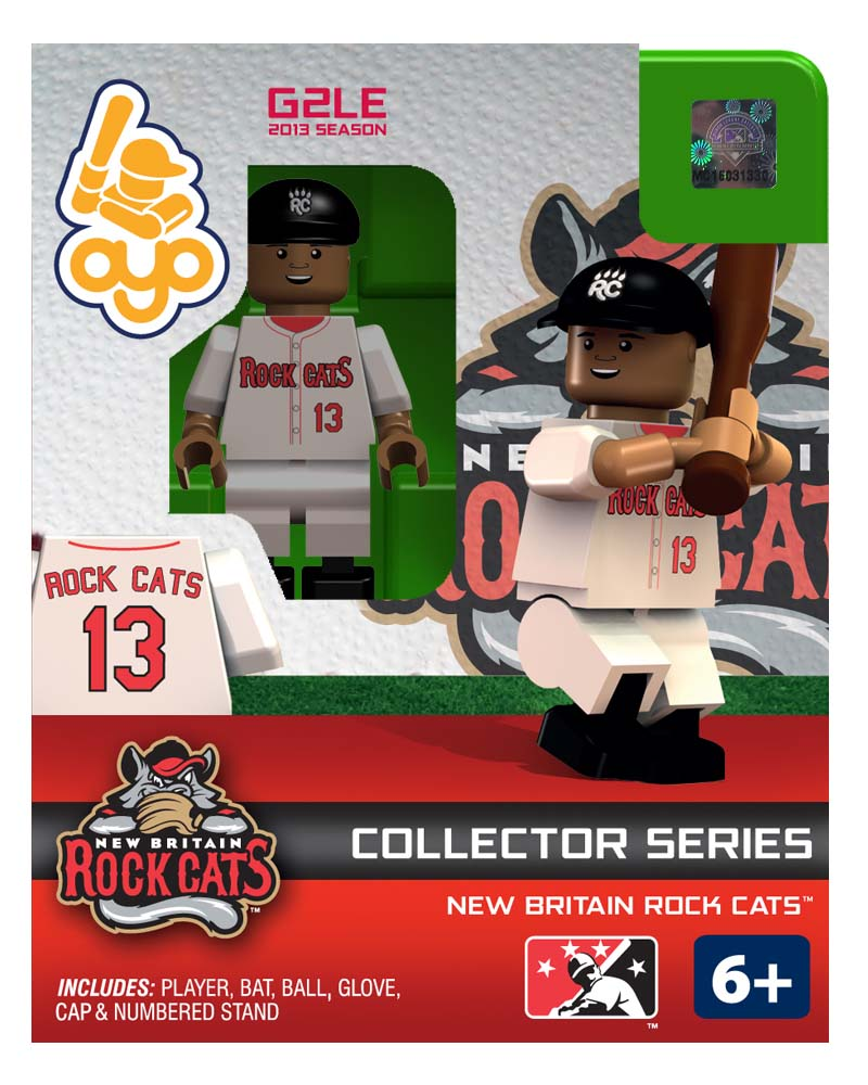 MIB - NBR - New Britain Rock Cats Limited Edition