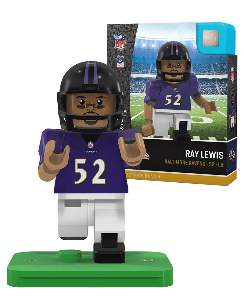 Ray Lewis Baltimore Ravens Legend