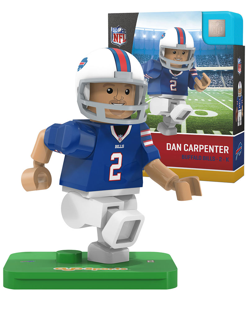 NFL BUF Buffalo Bills DAN CARPENTER Limited Edition
