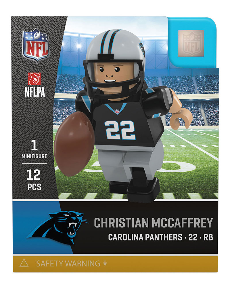 Christian McCaffrey: Carolina Panthers