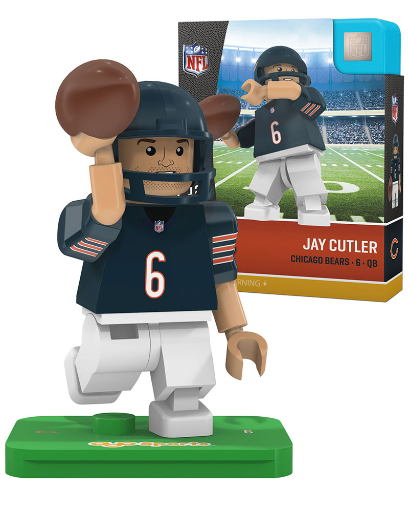 NFL CHI Chicago Bears JAY CUTLER Limited Edition