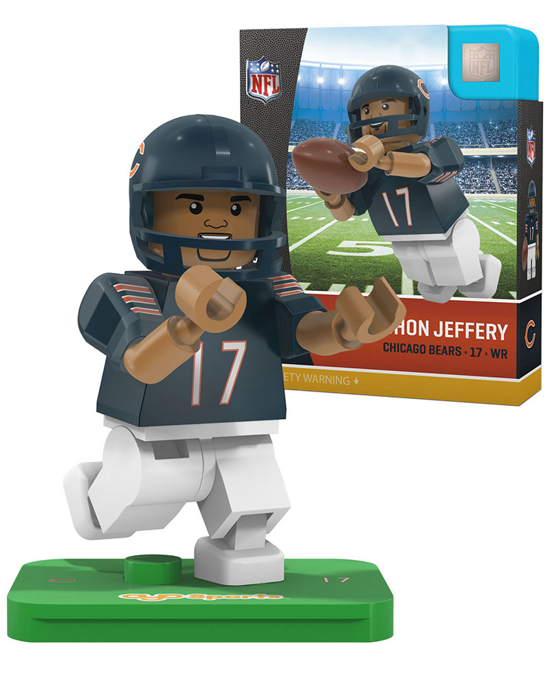 NFL CHI Chicago Bears ALSHON JEFFERY Limited Edition