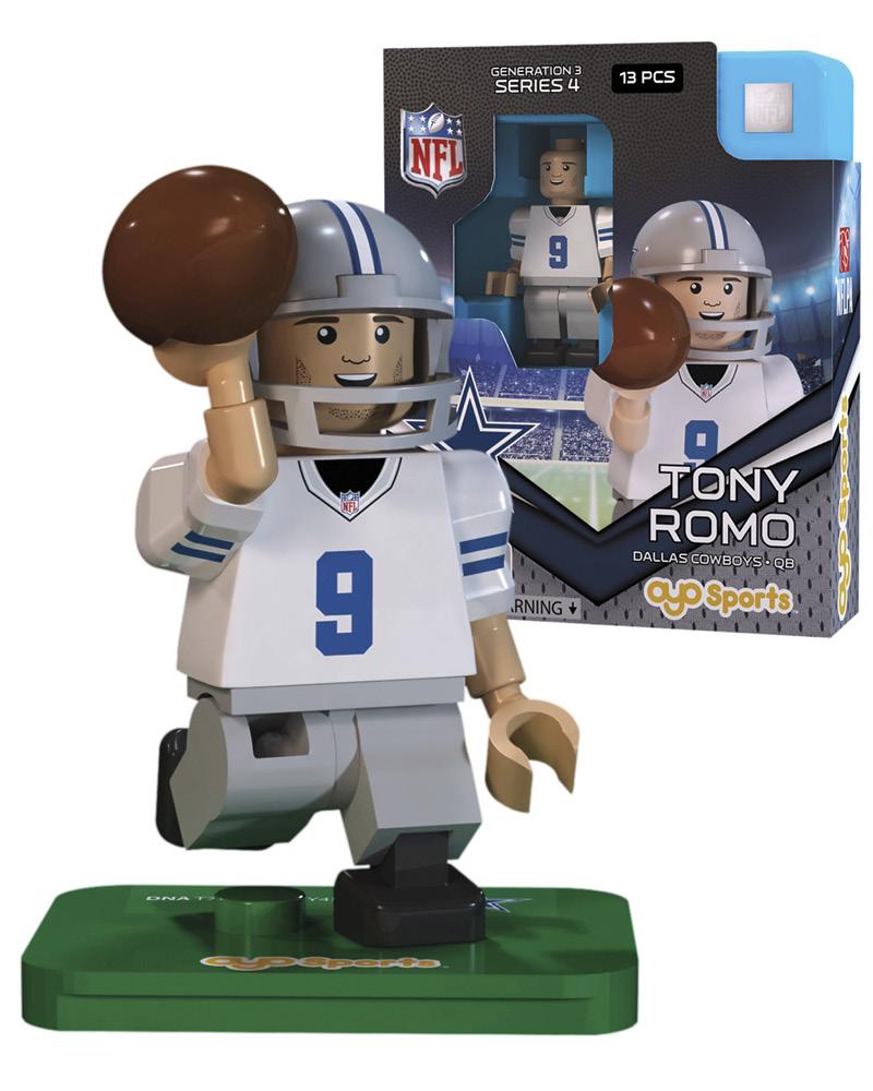 NFL - DAL - Dallas Cowboys TONY ROMO Limited Edition 286
