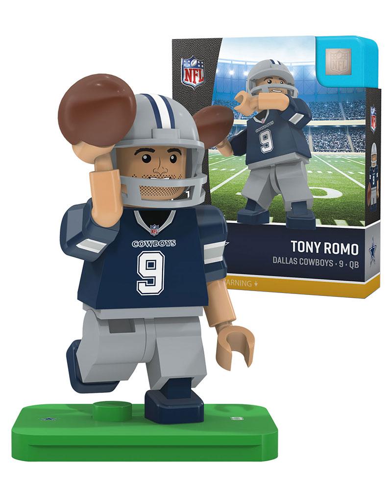 NFL - DAL - Dallas Cowboys TONY ROMO Limited Edition 80524