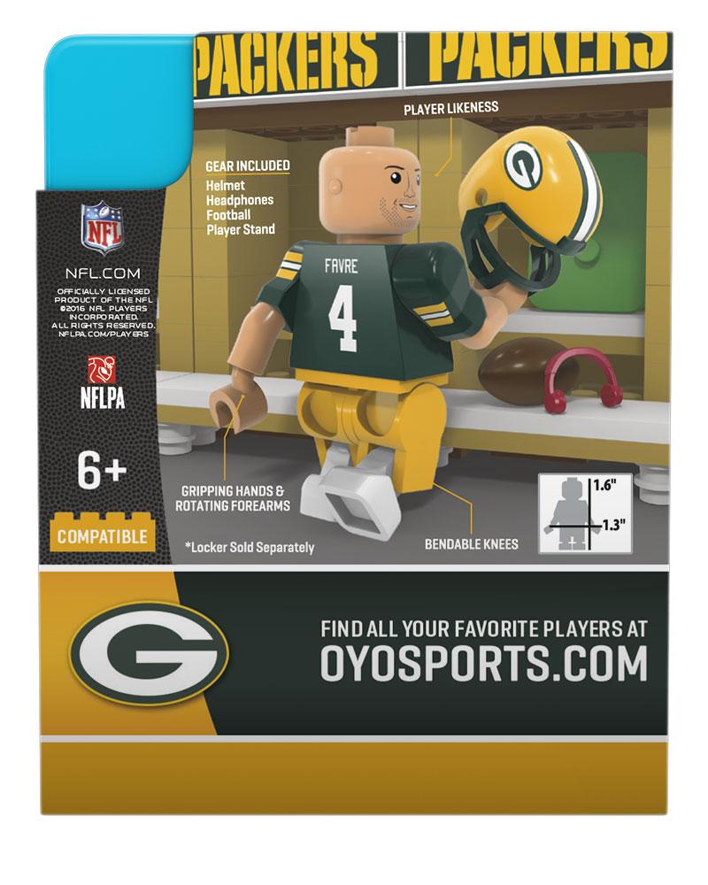 Brett Favre Green Bay Packers