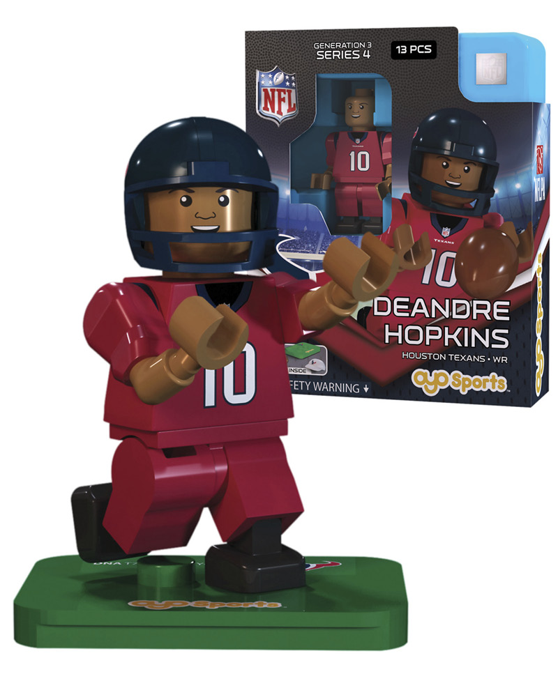 NFL - HOU - Houston Texans DEANDRE HOPKINS Limited Edition 323